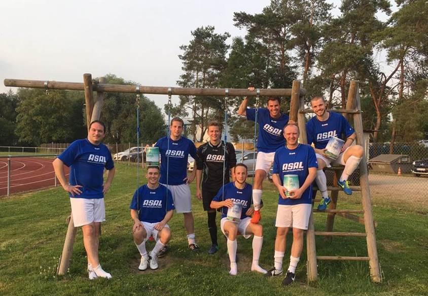 ASAL-Team gewinnt Firmenturnier in Appenweier