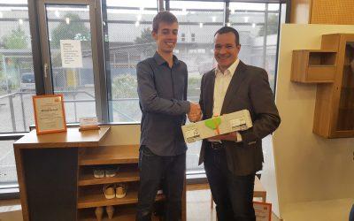 Ortenauer Tischler-Schreiner-Preis 2017 durch Fa. Hermann ASAL verliehen