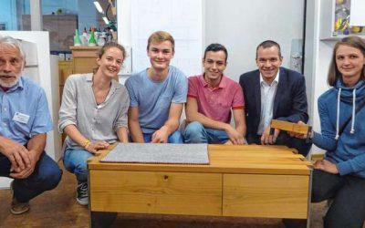 Das Offenburger Unternehmen Hermann Asal prämierte die Sieger