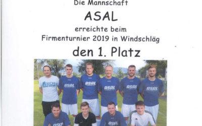 Firmenturnier 2019 Windschläg