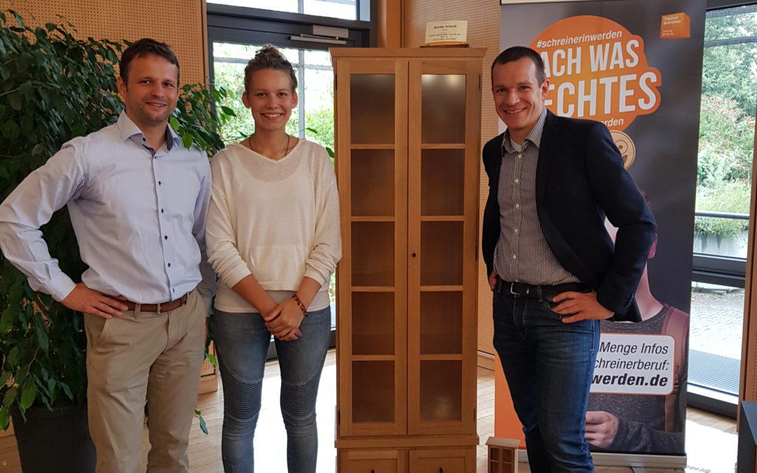 Der Tischler-Schreiner-Preis 2019