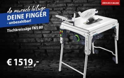 Deine Finger – unbezahlbar!