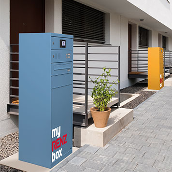 Beispielbild für myRENZbox Einfamilienhaus