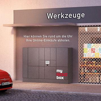 Beispielbild für myRENZbox Einzelhandel